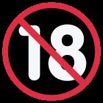 age restrinction 18