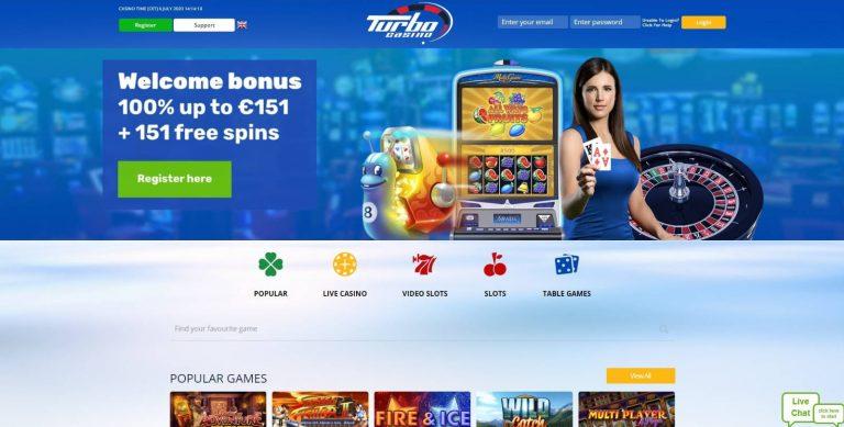 Stap 1 - casino met ideal