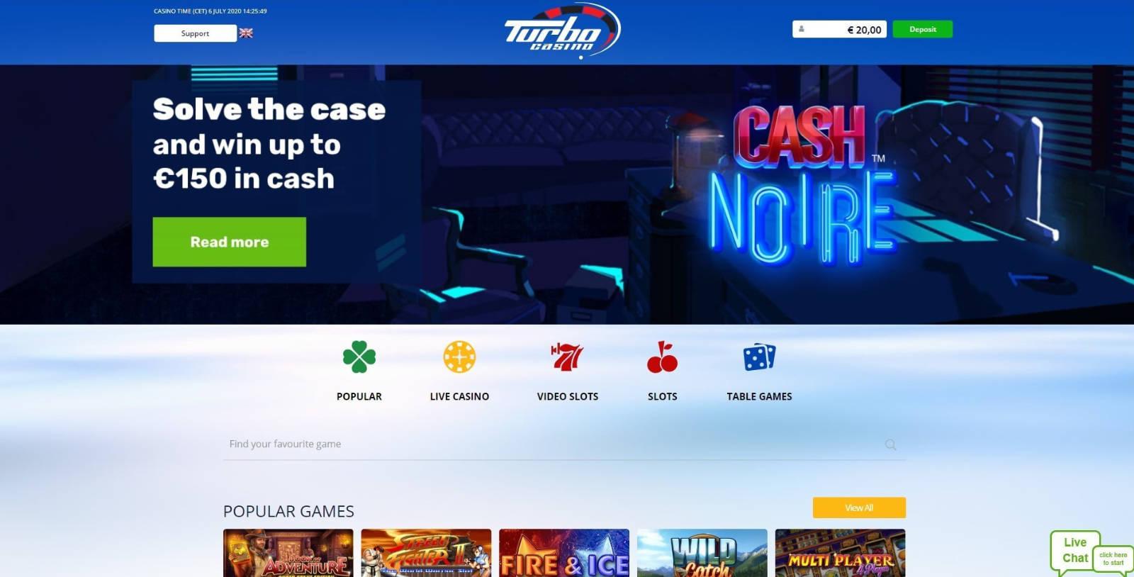 Stap 9 - casino met ideal