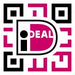 ideal logo qr